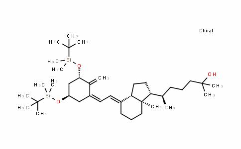 (R)-6-((1R,3aS,7aR,E)-4-((Z)-2-((3S,5R)-3,5-bis(Tert-butylDimethylsilyloxy)-2-methylenecyclohexyliDene)ethyliDene)-7a-methyloctahyDro-1H-inDen-1-yl)-2-methylheptan-2-ol