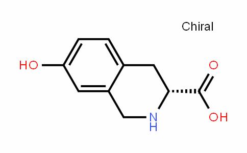 (R)-7-hyDroxy-1,2,3,4-tetrahyDroisoquinoline-3-carboxylic acid