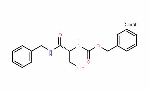 (R)-N-苄基-2-(苄氧羰基氨基)-3-羟基丙酰胺