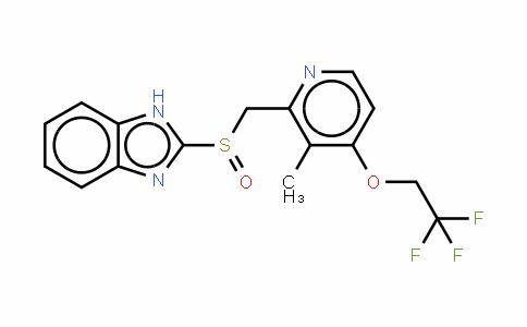 (R)-Lansoprazole/Dexlansoprazole