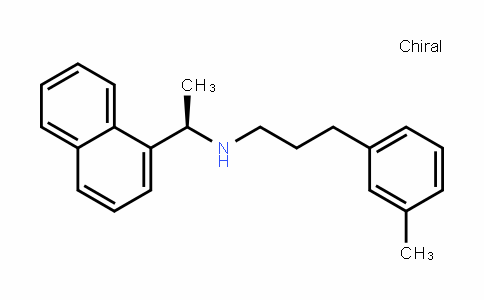 (R)-N-(1-(naphthalen-1-yl)ethyl)-3-(m-tolyl)propan-1-amine