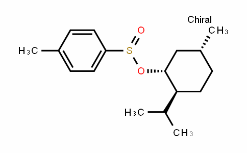 (S)-((1R,2S,5R)-2-isopropyl-5-methylcyclohexyl) 4-methylbenzenesulfinate