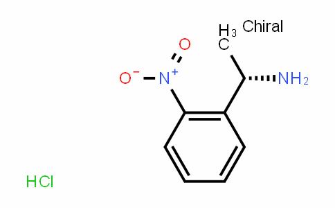 (S)-1-(2-nitrophenyl)ethanamine (HyDrochloriDe)