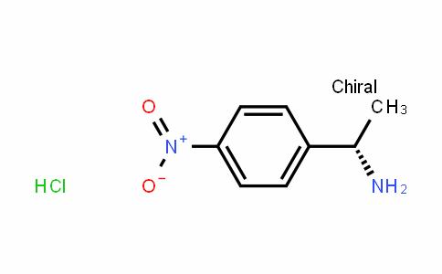 (S)-1-(4-nitrophenyl)ethanamine (HyDrochloriDe)