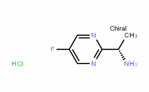 (S)-1-(5-fluoropyrimiDin-2-yl)ethanamine (HyDrochloriDe)