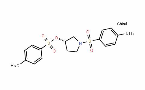 (S)-1-tosylpyrroliDin-3-yl 4-methylbenzenesulfonate