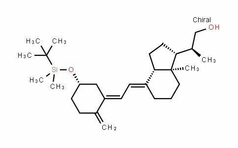 (S)-2-((1R,3aS,7aR,E)-4-((E)-2-((S)-5-((Tert-butylDimethylsilyl)oxy)-2-methylenecyclohexyliDene)ethyliDene)-7a-methyloctahyDro-1H-inDen-1-yl)propan-1-ol