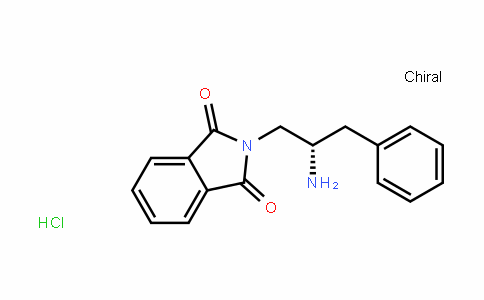 (S)-2-(2-amino-3-phenylpropyl)isoinDoline-1,3-Dione (HyDrochloriDe)