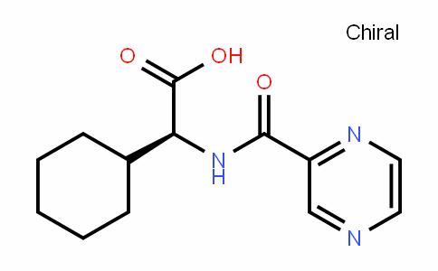 (alphaS)-alpha-(2-吡嗪羰基)氨基-环己基乙酸