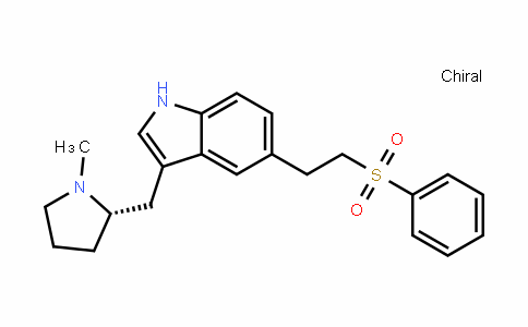 (S)-3-((1-methylpyrroliDin-2-yl)methyl)-5-(2-(phenylsulfonyl)ethyl)-1H-inDole