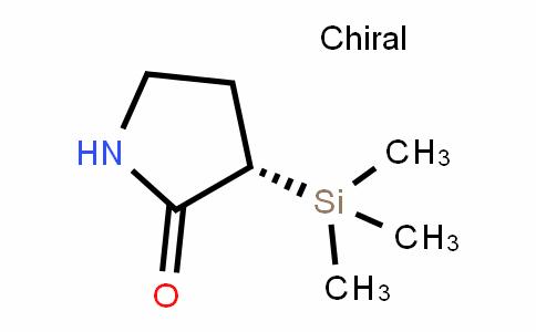 (S)-3-(trimethylsilyl)pyrroliDin-2-one