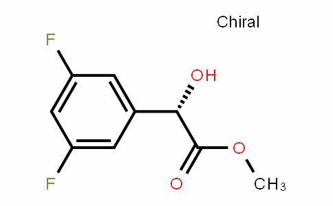 Benzeneacetic acid, 3,5-Difluoro-α-hyDroxy-, methyl ester, (αS)-