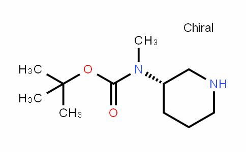 (S)-3-N-Boc-3-(methylamino)piperiDine