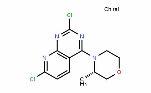 (S)-4-(2,7-DichloropyriDo[2,3-D]pyrimiDin-4-yl)-3-methylmorpholine