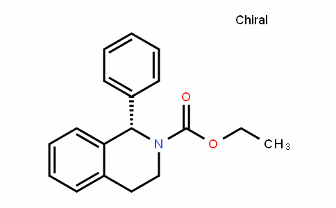 (S)-ethyl 1-phenyl-3,4-DihyDroisoquinoline-2(1H)-carboxylate