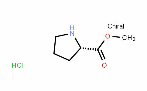 (S)-methyl pyrroliDine-2-carboxylate (HyDrochloriDe)