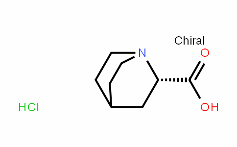 (S)-QuinucliDine-2-carboxylic acid hyDrochloriDe
