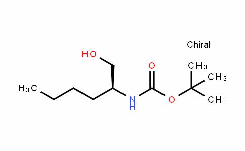 (S)-Tert-butyl 1-hyDroxyhexan-2-ylcarbamate