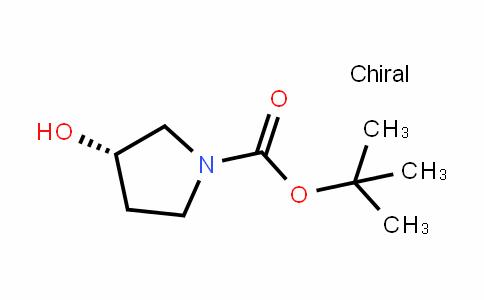 (S)-Tert-butyl 3-hyDroxypyrroliDine-1-carboxylate