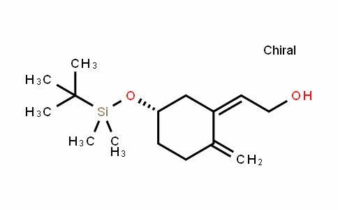 (S,Z)-2-(5-((Tert-butylDimethylsilyl)oxy)-2-methylenecyclohexyliDene)ethanol