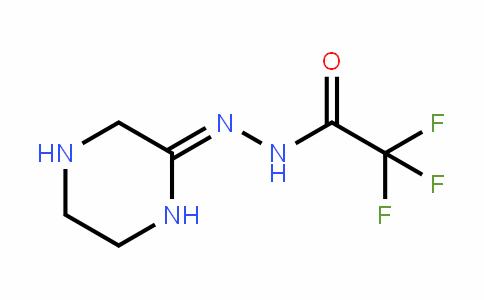 (Z)-2,2,2-trifluoro-N'-(piperazin-2-yliDene)acetohyDraziDe