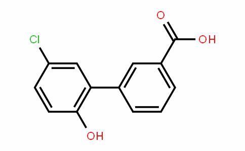 [1,1'-Biphenyl]-3-carboxylic acid, 5'-chloro-2'-hyDroxy-