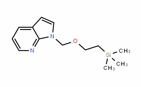 1-((2-(trimethylsilyl)ethoxy)methyl)-1H-pyrrolo[2,3-b]pyriDine