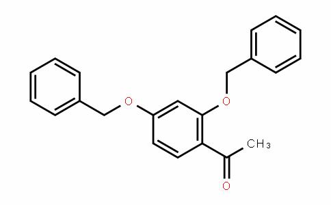 1-(2,4-bis(benzyloxy)phenyl)ethanone