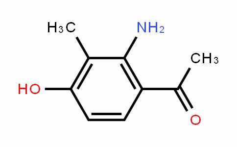 1-(2-amino-4-hyDroxy-3-methylphenyl)ethanone
