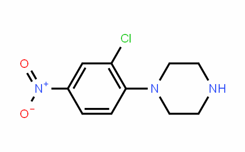 1-(2-chloro-4-nitrophenyl)piperazine