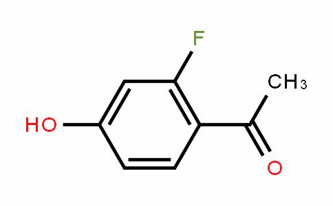 1-(2-fluoro-4-hyDroxyphenyl)ethanone