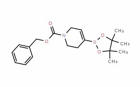 1(2H)-PyriDinecarboxylic acid, 3,6-DihyDro-4-(4,4,5,5-tetramethyl-1,3,2-Dioxaborolan-2-yl)-, phenylmethyl ester