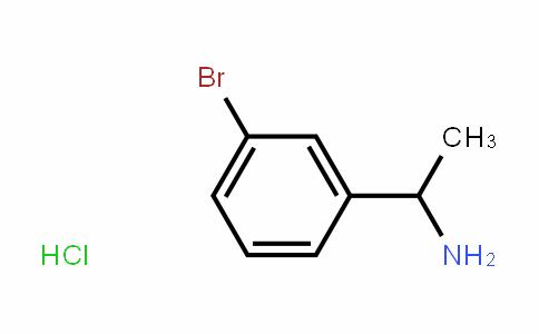 1-(3-Bromophenyl)ethanamine (hyDrochloriDe)