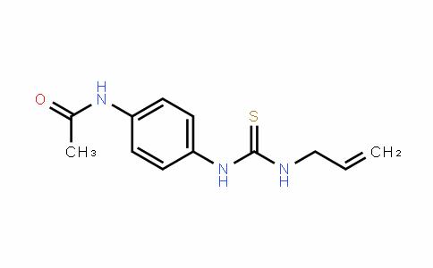 1-(4-acetamiDophenyl)-3-allylthiourea