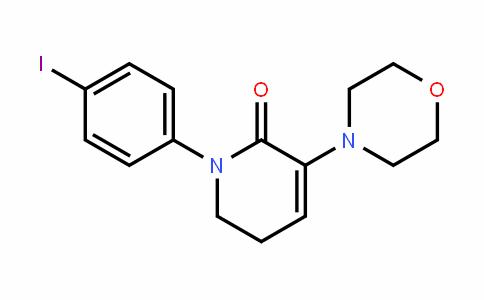 1-(4-碘苯基)-3-吗啉基-5,6-二氢吡啶-2(1H)-酮