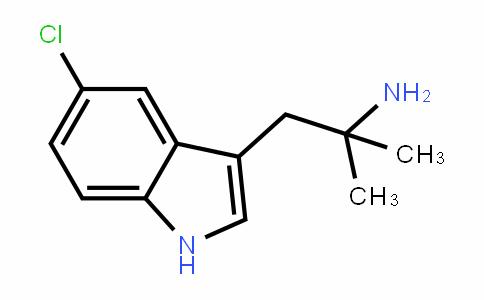 1-(5-chloro-1H-inDol-3-yl)-2-methylpropan-2-amine