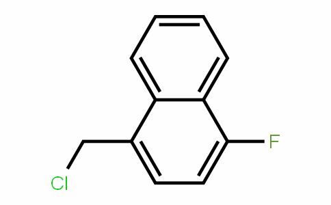 1-(chloromethyl)-4-fluoronaphthalene