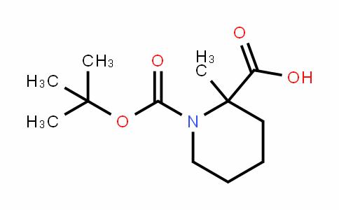 1-(Tert-butoxycarbonyl)-2-methylpiperiDine-2-carboxylic acid
