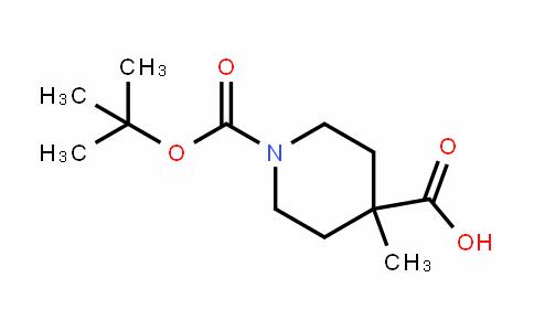 1-(Tert-butoxycarbonyl)-4-methylpiperiDine-4-carboxylic acid