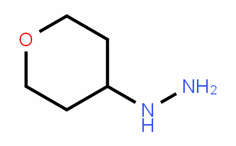 1-(tetrahyDro-2H-pyran-4-yl)hyDrazine
