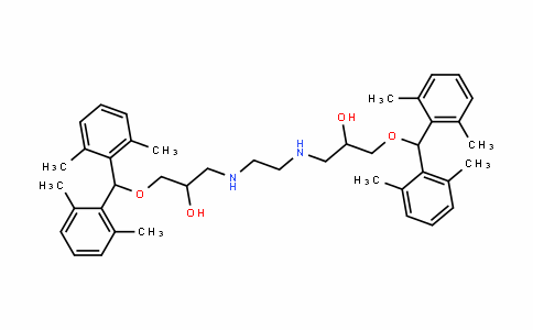 1,1,14,14-tetrakis(2,6-Dimethylphenyl)-2,13-Dioxa-6,9-DiazatetraDecane-4,11-Diol