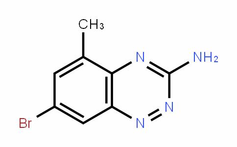 7-溴-5-甲基苯并[e][1,2,4]三嗪-3-胺