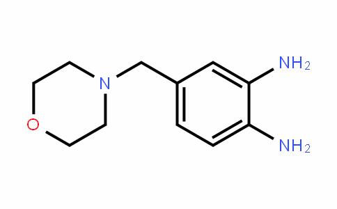 1,2-BenzeneDiamine, 4-(4-morpholinylmethyl)-