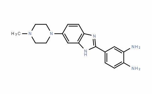 1,2-BenzeneDiamine, 4-[6-(4-methyl-1-piperazinyl)-1H-benzimiDazol-2-yl]-
