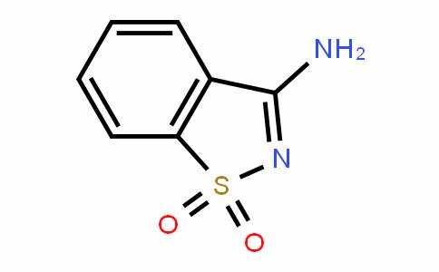 1,2-Benzisothiazol-3-amine, 1,1-DioxiDe