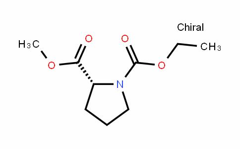 1,2-PyrroliDineDicarboxylic acid, 1-ethyl 2-methyl ester, (2R)-