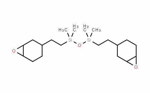 1,1,3,3-四甲基-1,3-双-[2-[7-氧化双环[4.1.0]庚-3-基]乙基]二硅氧烷