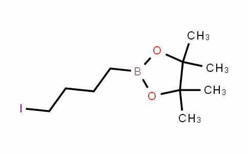 1,3,2-Dioxaborolane, 2-(4-ioDobutyl)-4,4,5,5-tetramethyl-