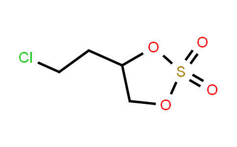 1,3,2-Dioxathiolane, 4-(2-chloroethyl)-, 2,2-DioxiDe