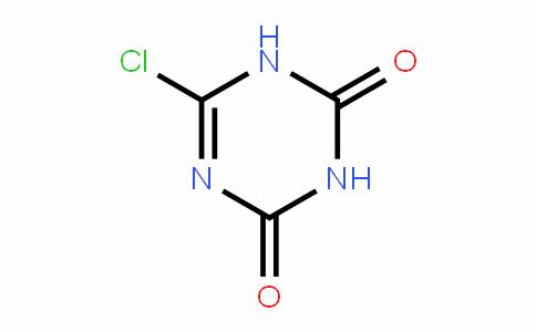 1,3,5-Triazine-2,4(1H,3H)-Dione, 6-chloro-